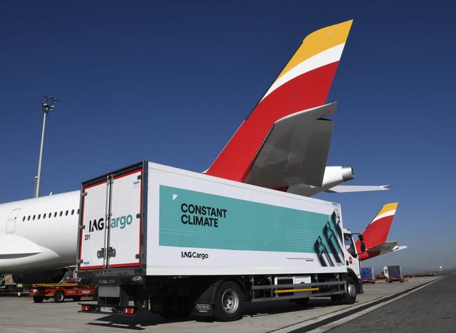 A decade of cargo success. Image: IAG Cargo