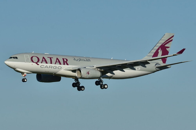 The last of the A330Fs giving way to Boeing - image QR