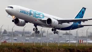 A330neo passenger aircraft