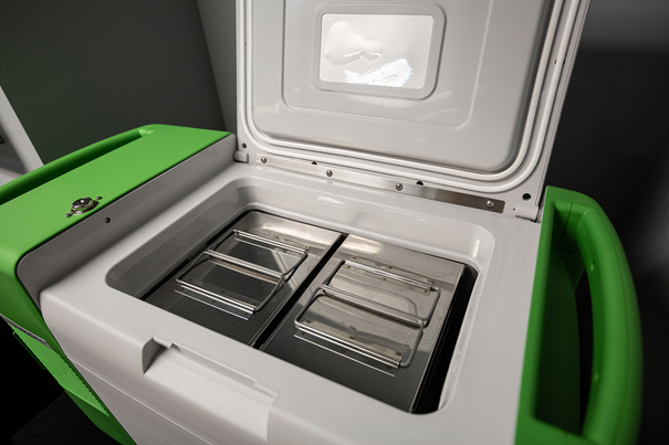 Portable freezer offered by Stirling Ultracold – picture: UPS