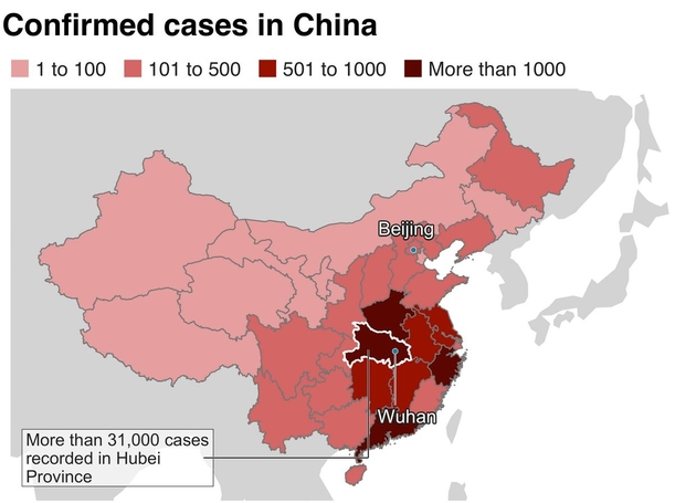 Source: China National Health Commission, BBC Research, 11 Feb