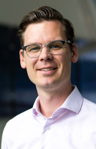 Roelof Vos of the University of Delft is a main driver of the Flying-V project