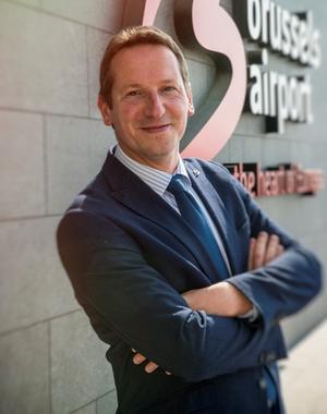 Piet Demunter is BRU Cargo's chief business developer