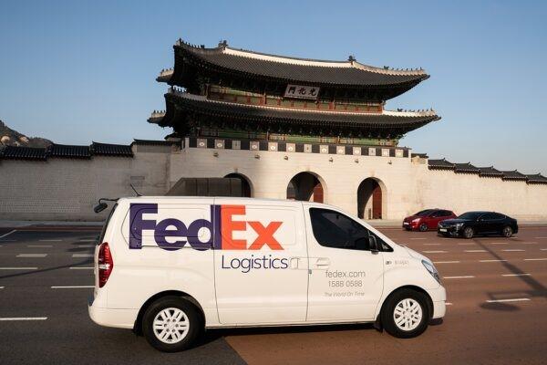FedExpanding into Seoul, South Korea. Image: FedEx