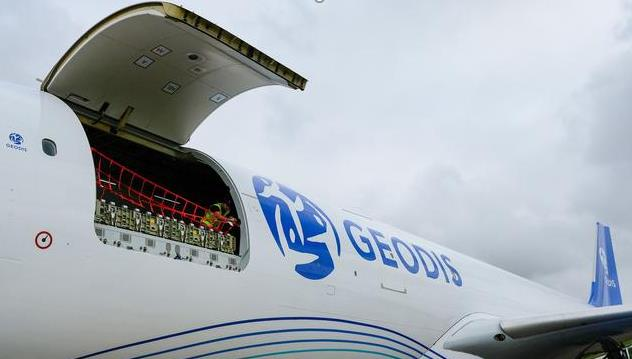 Geodis operated A330-300 production freighter will be deployed on routes between Europe and the Far East – company courtesy