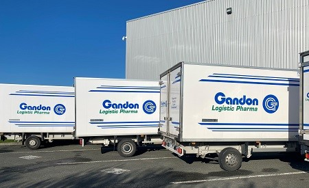GANDON to become part of GEODIS. Image: Gandon/GEODIS