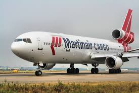 Already gone: former Martinair Cargo MD-11 freighter
