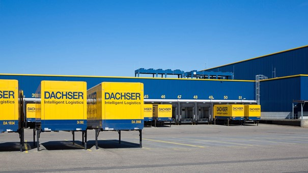 Developed 50 years ago by Dachser's son-in-law, the swap body revolutionized logistics. Image: Dachser