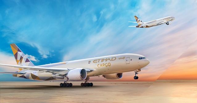 Poised to bring Pharm to Africa. Image: Etihad Cargo