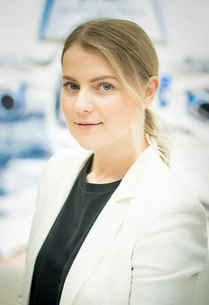 Volga-Dnepr's Global Healthcare Team is led by Yulia Celetaria  -  company courtesy