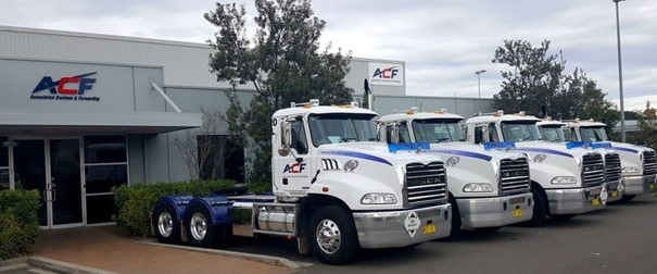 ACN operated trucks ensure the speedy transportation of goods within the eastern parts of Australia – company courtesy