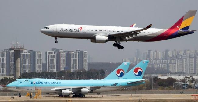 Asiana's livery won't be seen much longer in the air – courtesy INC