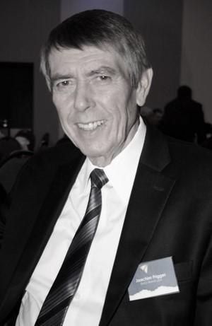 Joachim Frigger (10/16 1940 – 4/19 2021)  - photo: hs/ CFG