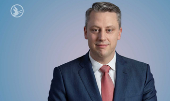 Patrick Oestreich appointed Hellmann CCO. Image: Hellmann Worldwide Logistics