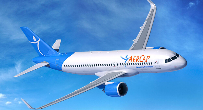 … to be replaced by AerCap  -  company courtesy