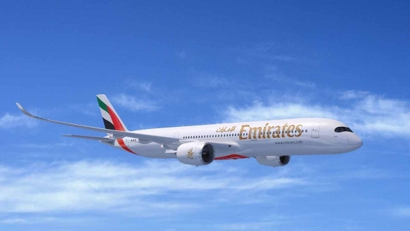 Emirates grows their fleet with A350-900s, exits A380 contract  -  photo: EK