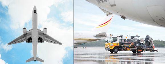 Neste and Shell Aviation ink SAF supply agreement - Image: Neste