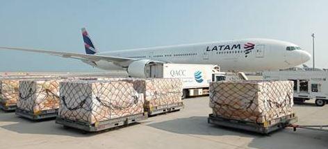 Brazil to Qatar premier. Image: LATAM