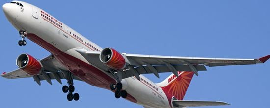 Cargo always played a major role for Air India (here one of their A330s)  /  source: Air India