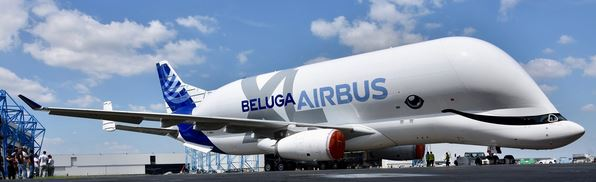 Airbus welcomes first BelugaXL