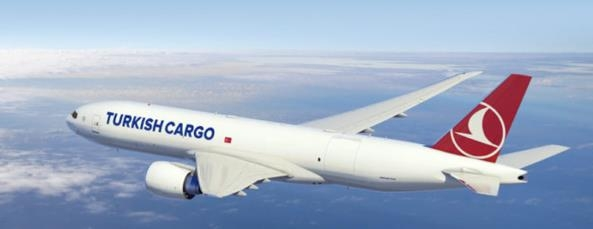 Catching online bookings in the Web. Image: Turkish Cargo