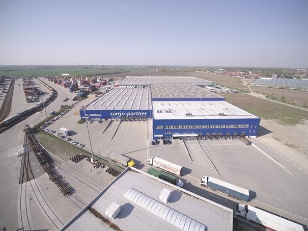 Dunajská Streda near Bratislava. Image: cargo-partner