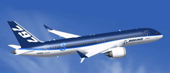 Image of future Boeing 797  -  courtesy Boeing