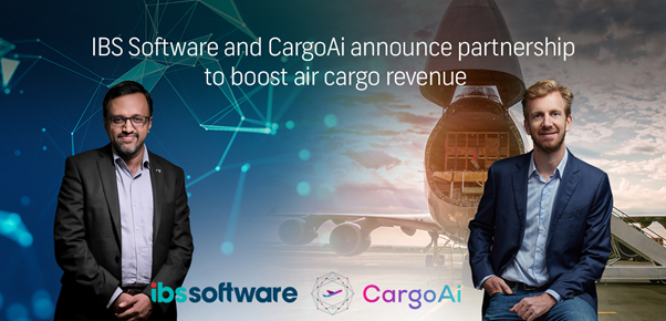 Collaborating to future-proof digital booking solutions. Image: IBS/CargoAi