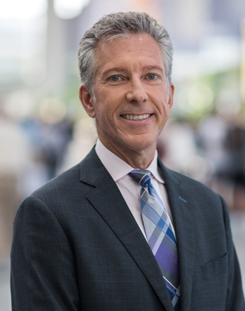 San Francisco International Airport's Director, Ivar Satero, emphasises the importance of cargo for SFO – company courtesy