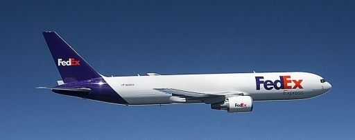 In mid-2015, FedEx Corp. ordered 50 additional Boeing 767-300 freighters, the largest order ever for this Boeing all-cargo variant  -  courtesy FedEx