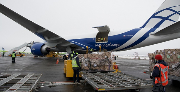 ABC has the group's first 7777F. Image: Volga-Dnepr