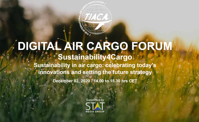 The second sustainability awards will be digital this year.: STAT Media Group