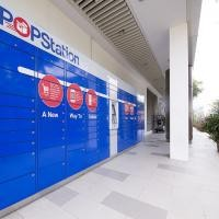 POP stations in Singapore have greatly reduced the number of undeliverable e-Commerce parcels