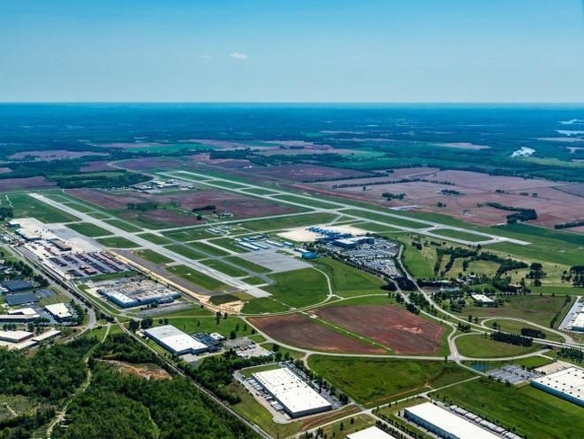 Kerry Logistics Network has set up an air hub in Huntsville, Alabama, pictured above  -  courtesy: Kerry Logistics