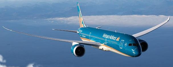 Vietnam Airlines operates 80+ pax aircraft but so far no freighter  -  company courtesy