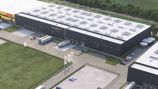 Oh, Vienna! Swissport gets ready to move into new warehouses in Q4/21. Image: Swissport