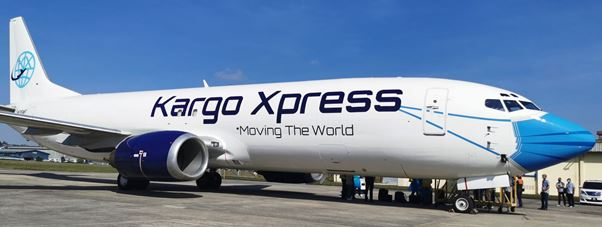 An ambitious 50 possible APAC charter destinations await. Image: Kargo Xpress