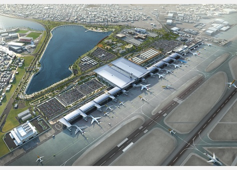 A new cargo handling centre will be erected at Bahrain Airport worth almost €50 million
