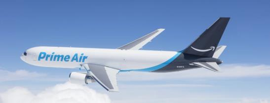 More aircraft, more autonomy in its air cargo network. Image: Amazon Air