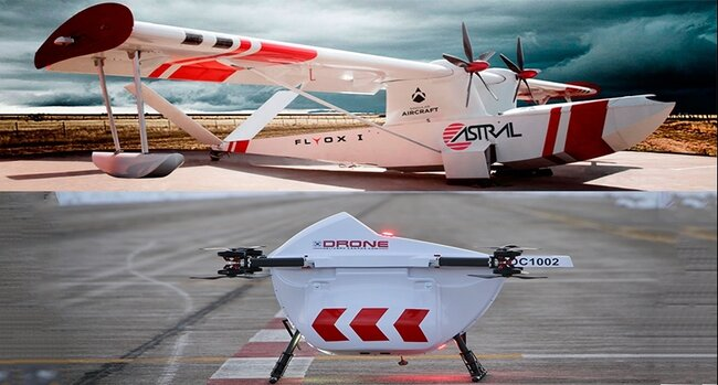 Astral explores intra-African drone services, complementing freighter operations   -  photo: company courtesy