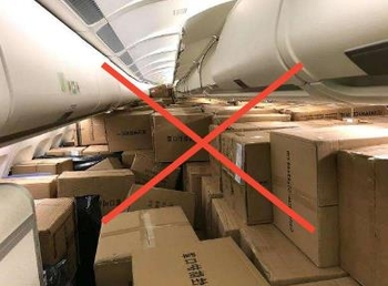 """This is not how """"preighters"""" should be loaded, IATA criticizes"""