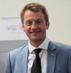 Frans Vriend, Regional Sales Manager va-Q-tec