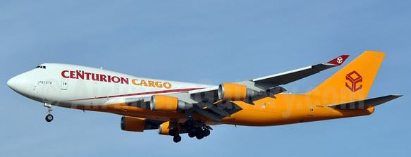Sky Lease will operate Centurion owned Boeing 747-400Fs to/from China  -  credit Centurion