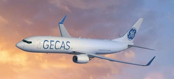 GECAS' name will disappear from the hull of aircraft soon…  -  picture courtesy: GECAS
