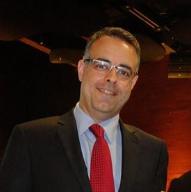 Luis Quintiliano was appointed TAM's Director Cargo  /  company courtesy