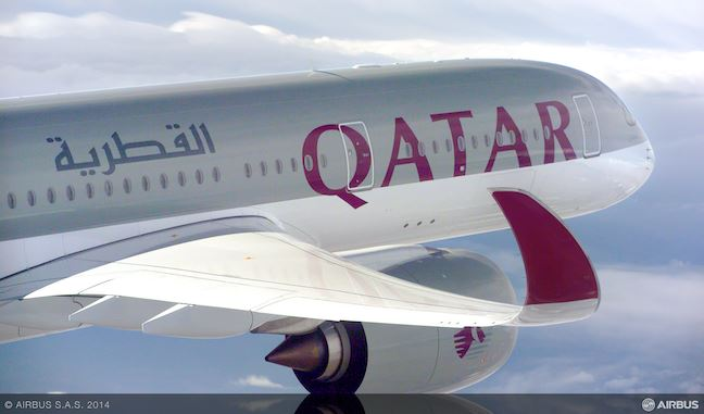 One down, seven to go. Sold to the HU government. Image: Qatar Airways