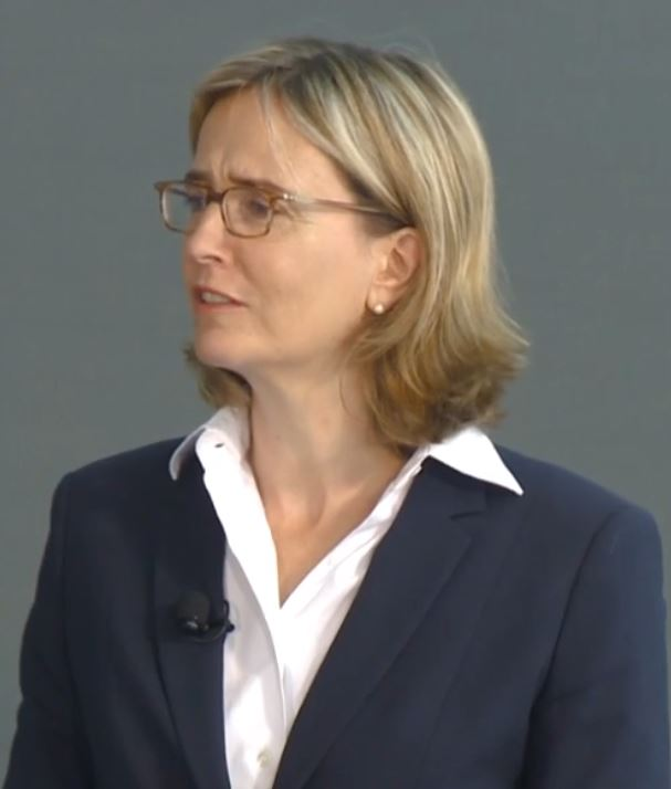 Dorothea von Boxberg, Head of Sales and Marketing, Lufthansa Cargo
