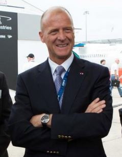 EADS Chief Tom Enders puts UK investments at stake  -  source: Airbus