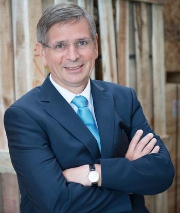 Stefan Krauter is founder, sole shareholder and CEO of Vienna, Austria-based cargo-partner – photo: cargo-partner