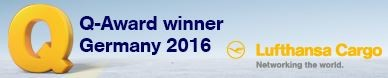 LH Cargo's award adorns ITG's site